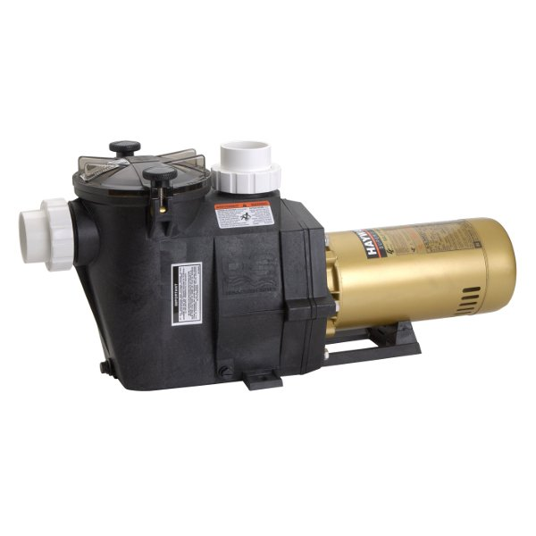Hay 10 809 sp2600x10a hayward super pump 1hp for Hayward super pump motor